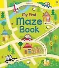 My First Maze Book von Kirsteen Robson (2015, Taschenbuch)