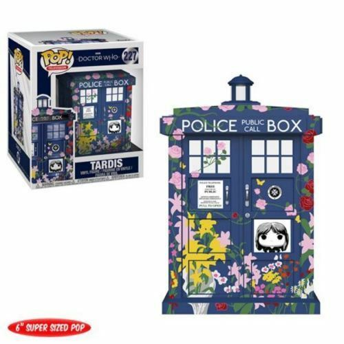 Doctor Who Clara Memorial Tardis Tardis Tardis 15.2cm Pop Vinile Statuetta Funko Nuovo 227 4e12d8