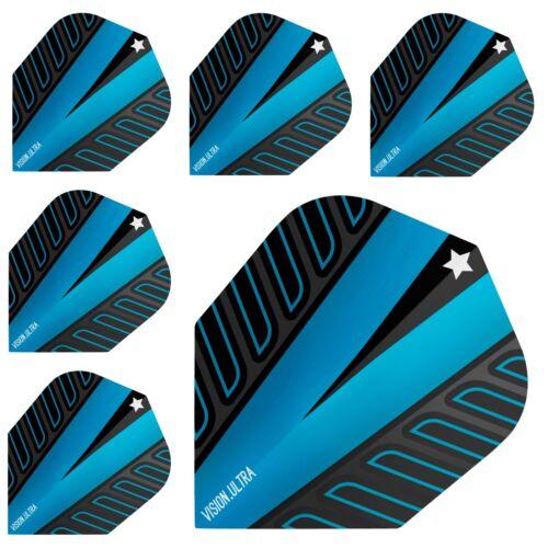 BLUE TARGET Rob Cross VOLTAGE No6 Dartflights Dart Flights Flights
