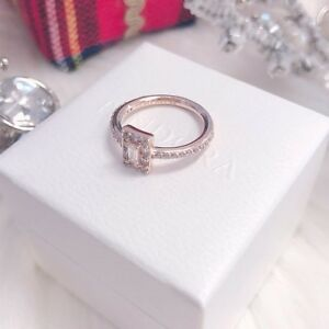 a7cd8a260 Image is loading NEW-Authentic-PANDORA-Rose-Gold-Engagement-Ale-Luminous-
