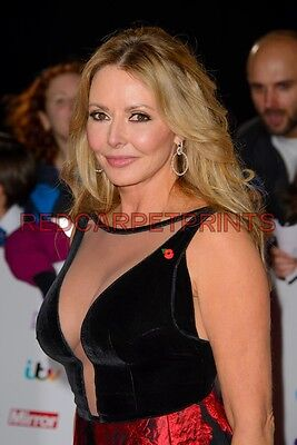 Carol Vorderman Poster Picture Photo Print A2 A3 A4 7X5 6X4
