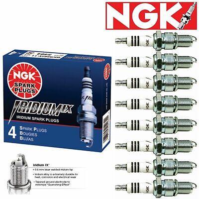 Pack of 1 4344 NGK 4344 Pack of 1 LTR5IX-11 Iridium IX Spark Plug,