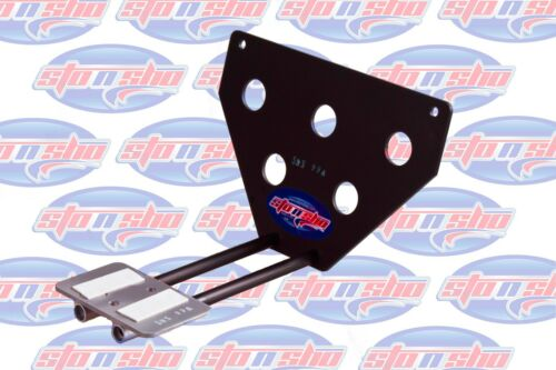Removable Front License Plate Bracket STO N SHO for 2017 2018 Ford F-150 Raptor