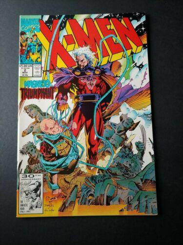 X-Men   # 2 1991 Comics