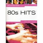 Really Easy Piano: 80s Hits by Music Sales Ltd (Paperback, 2006)