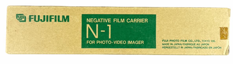 Fujifilm 5 PCS. (30 Frames) Negative Film Carrier S-1 for Photo-Video Imager
