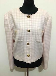 d80d4af8f1 LUISA SPAGNOLI Women's Jacket Wool Scotland Wool Woman Jacket Blazer ...