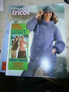 Revue-tricot-Laine-Votre-magazine-tricot