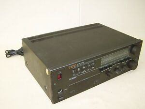 Sr-3930-Receiver-Robotron-RFT-Hifi-GDR-Radio-Tuner-With-Amplifier