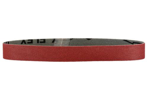 P40 für Bandfeile 626332 #OB NK Metabo 10 x Schleifbänder 13 x 457 mm