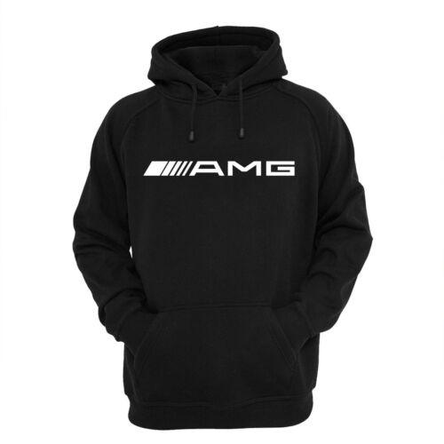 AMG Mercedes Hooded Top Hoodie Unisex Men Sizes S-2XL Multiple Colors US Seller