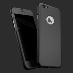 New-ShockProof-360-Hybrid-Silicone-Case-Cover-for-Apple-iPhone-X-8-7-6S-Plus