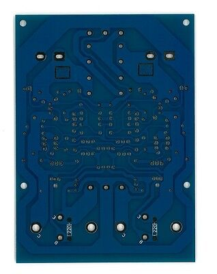 High current regulator NI35 PCB for class AB power amplifier NAP130 250 !
