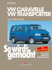 VW BUS T4 1990-2003 TRANSPORTER MULTIVAN REPARATURANLEITUNG SO WIRDS GEMACHT 75