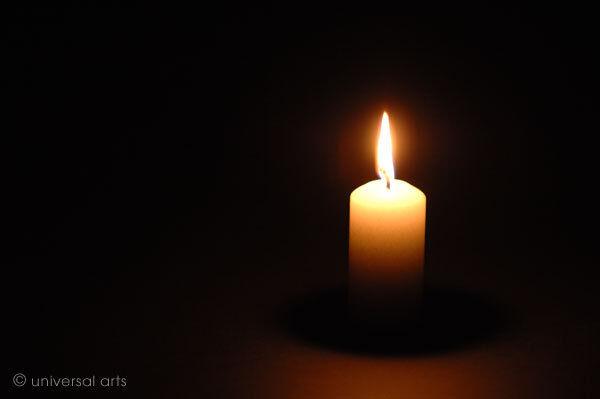 MARIO STRACK - Candle Light limitiert Fotografie Original sign.  xx Bilder Kerze