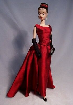 #206 BE MY VALENTINE GOWN  PATTERN ALL SIZE  DOLLS