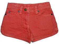 Marie Chantal FiFi Natural Colour Denim Cotton Shorts  Age 12 NWT