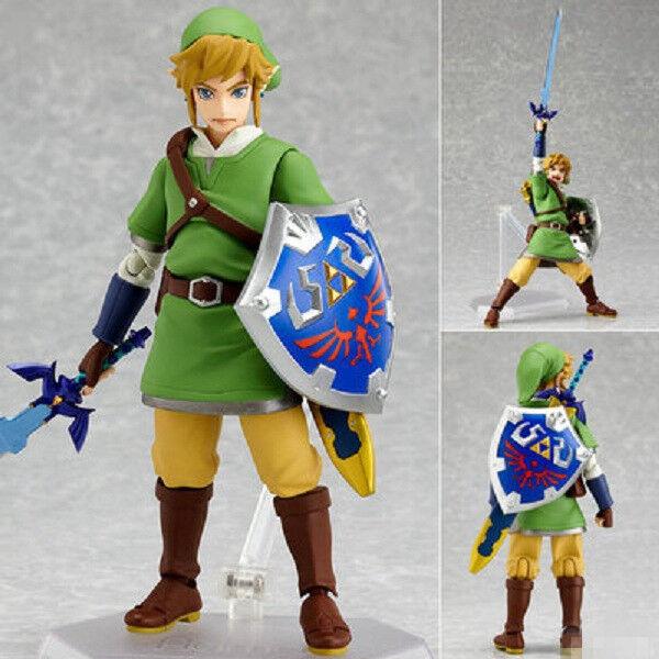 Max Factory Figma The Legend of Zelda Skyward Sword Link PVC Figurine