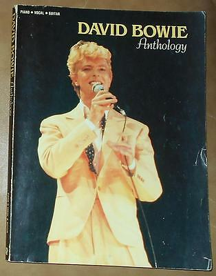 David Bowie, Anthology Songbook, Piano Vocal Guitar Lot 49