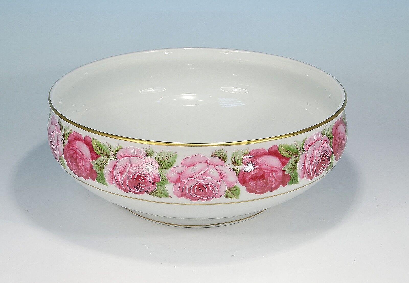Royal Limoges  rose de paris  bol 22 CM.