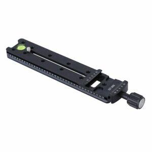 NNR-200mm-Long-Sliding-Rail-Nodal-Slide-Quick-Release-Clamp-For-Arca-Swiss-UK