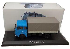 DDR-Veicoli-Commerciali-JZS-Jelcz-315-1-43-Atlas-Ref-119