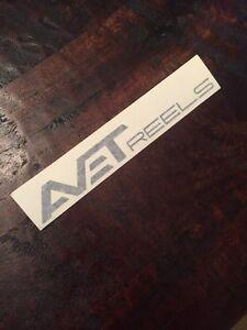 AVET-reels-decal