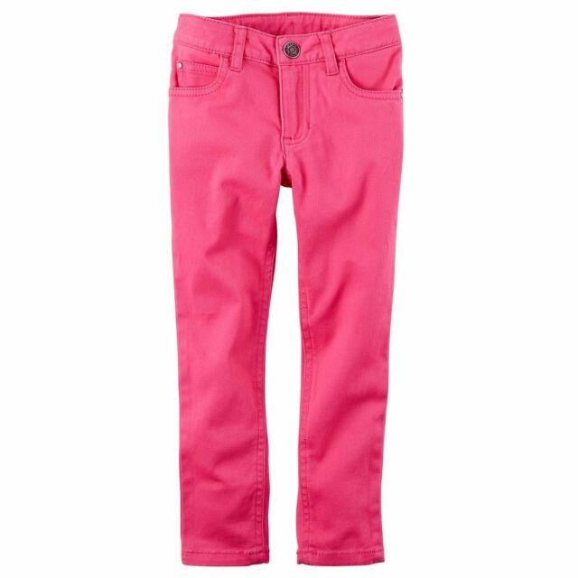 Gymboree Girls Little Skinny 5-Pocket Knit Pant