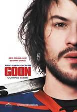 GOON Movie POSTER PRINT B 27x40 Jay Baruchel Alison Pill Liev Schreiber