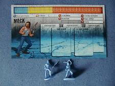 Zombicide Kickstarter Season 2 Mack Promofigur Survivor