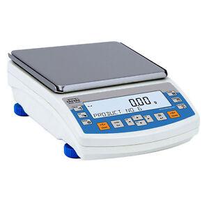 Dettagli su Bilancia Di Precisione Laboratorio Scala 6100g x 0.01g RADWAG PS 6100.R2 Aria Condizionata Power USB & RS232 mostra il titolo originale