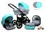 miniatura 9 - TRIO 3in1 OPTIMAL SET CARROZZINA +PASSEGGINO+SEGGIOLINO+ OVETTO BABY
