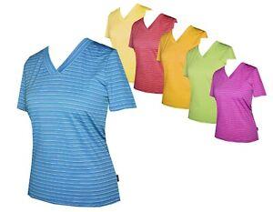 Schneider Sportswear Damen Mia Shirt T-Shirt Pulli Stretch Sportshirt 36-38-40