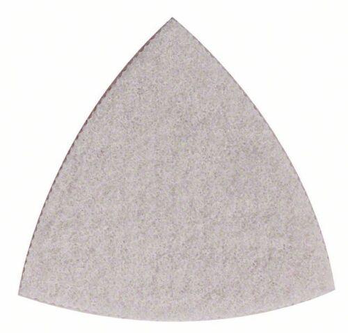 BOSCH Reinigungsvlies für Dreieckschleifer ohne Korn 93 mm