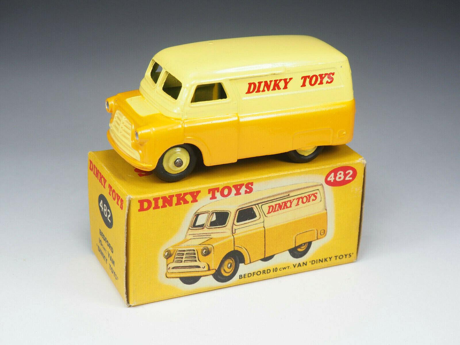 DINKY SpielzeugS - 482 - Bedford  Dinky Spielzeugs  Van - 1 43e