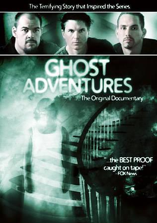 Ghost Adventures - DVD By Zak Bagans,Aaron Goodwin,Nick Groff - GOOD - $11.82