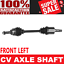 FRONT LEFT CV Axle Assembly For MAZDA 3 10-13 5 09-10 L4 2.0L 2.5L 2.3L