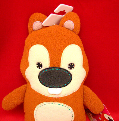 Pook a Looz Pookalooz Disney Plush Figure Chip from Chip n Dale NEW with Tags