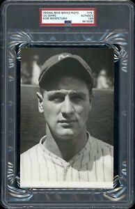 Lou-Gehrig-1926-World-Series-Yankees-Portrait-Type-1-Original-Photo-PSA-DNA