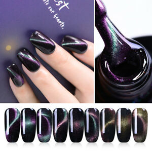 Holo-Chameleon-Magnetic-Cat-Eye-UV-Gel-Nail-Polish-Black-Base-UR-SUGAR-7-5ml