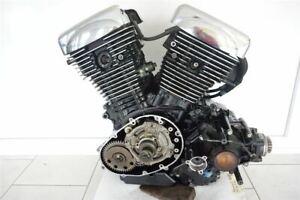 KAWASAKI VN 1600 CLASSIC TOURER VNT60A MOTOR ENGINE KURBELWELLE ZYLINDERKOPF