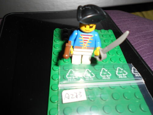 LEGO VINTAGE MINIFIG Pirate   6286-1 Skull/'s Eye Schooner
