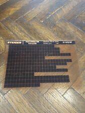 Steiger Puma Wildcat 1000 9110 9130 Parts Catalog Manual Fiche Microfiche