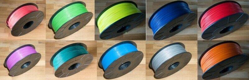 Tinte Drucker 3D - Filamentband Optimus ABS 1.75mm - Verschiedene Farben - Pack