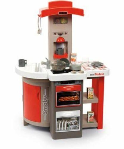 Smoby Kinderspielküche mini Tefal Opencook Electric Bubble Küche Spielzeug