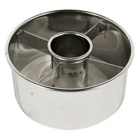 Ateco Stainless Steel Doughnut Cutter, Small, 2.5 Inch - 14422