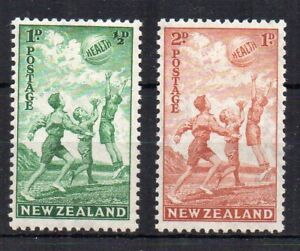 New-Zealand-1940-Health-Stamps-MH