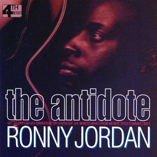 Ronny Jordan Antidote (1992) [CD]