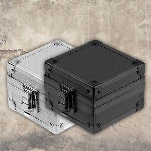 Fashion-Wrist-Watch-Jewelry-Storage-Display-Present-Gift-Box-Case-Aluminum-New