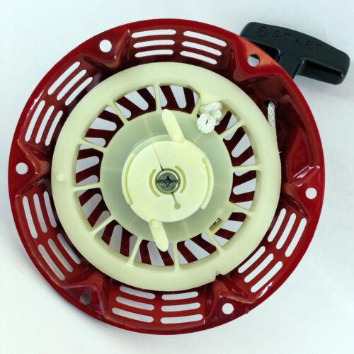 Starter for HONDA Tillers 28400ZH8013YA, 28400ZH8013ZA Pumps Rewind Recoil